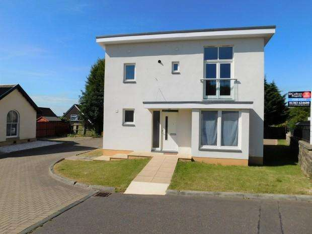 3 Bedrooms Detached House for sale in Woodmill Road, Dunfermline, KY11