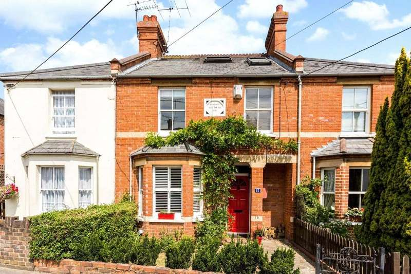 4 Bedrooms Terraced House for sale in Victoria Road, Ascot, Berkshire, SL5