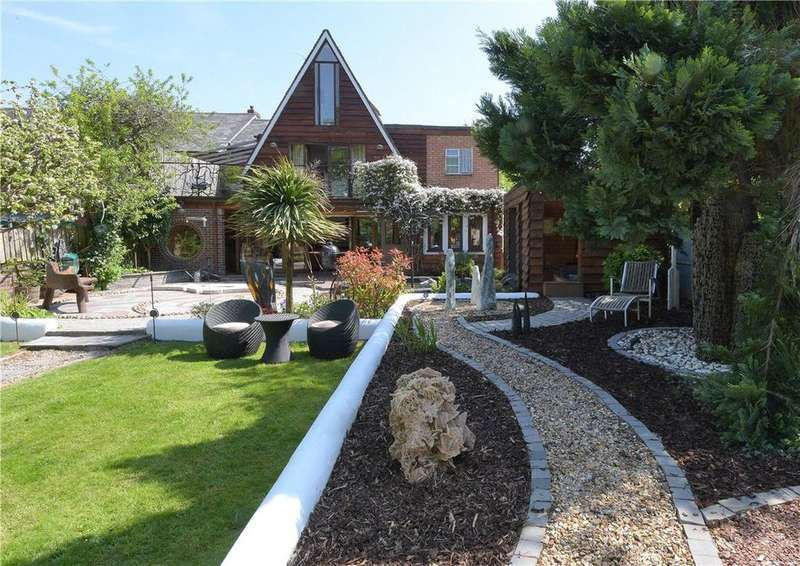 4 Bedrooms Detached House for sale in Oakfield Road, Selly Park, Birmingham, West Midlands, B29