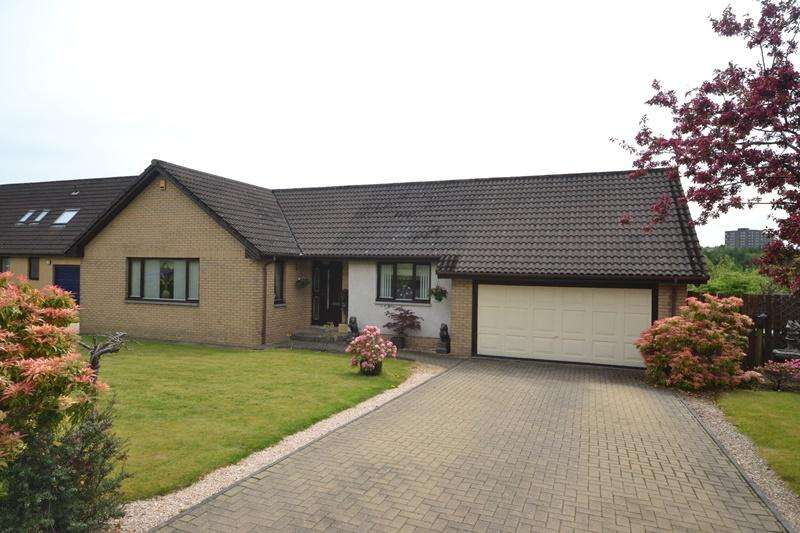 3 Bedrooms Detached Bungalow for sale in Tordene Path, Cumbenauld G68