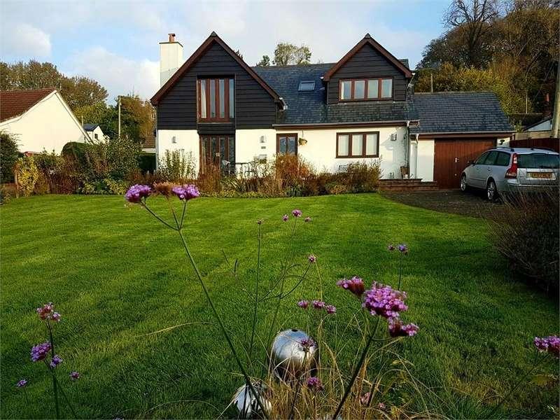 4 Bedrooms Detached House for sale in Penmoel Lane, Woodcroft