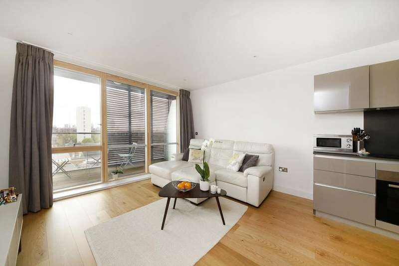 1 Bedroom Apartment Flat for sale in Grenfell Court, 18 Barry Blandford Way, London, E3