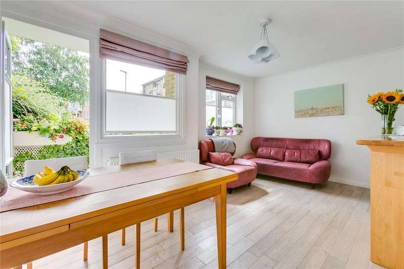 2 Bedrooms Flat for sale in Beaconsfield Close, Chiswick, London