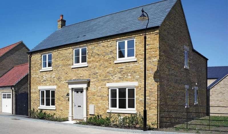 5 Bedrooms Link Detached House for sale in Grange Lane, Littleport