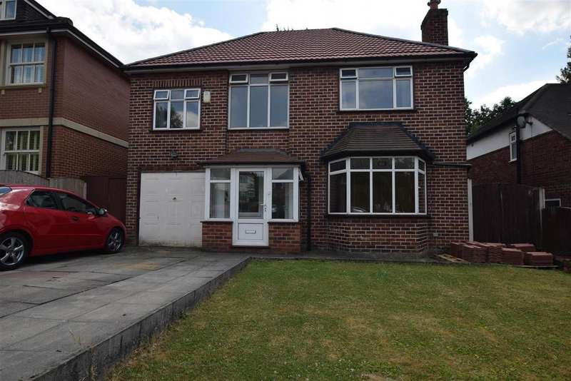 4 Bedrooms Detached House for sale in Mainway, Alkrington, Middleton