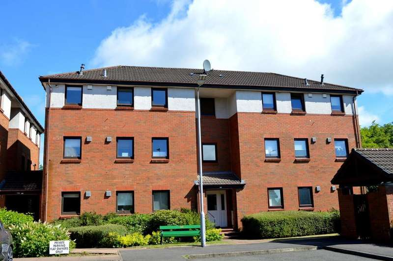 2 Bedrooms Flat for sale in Fairways View, Hardgate G81 5PW
