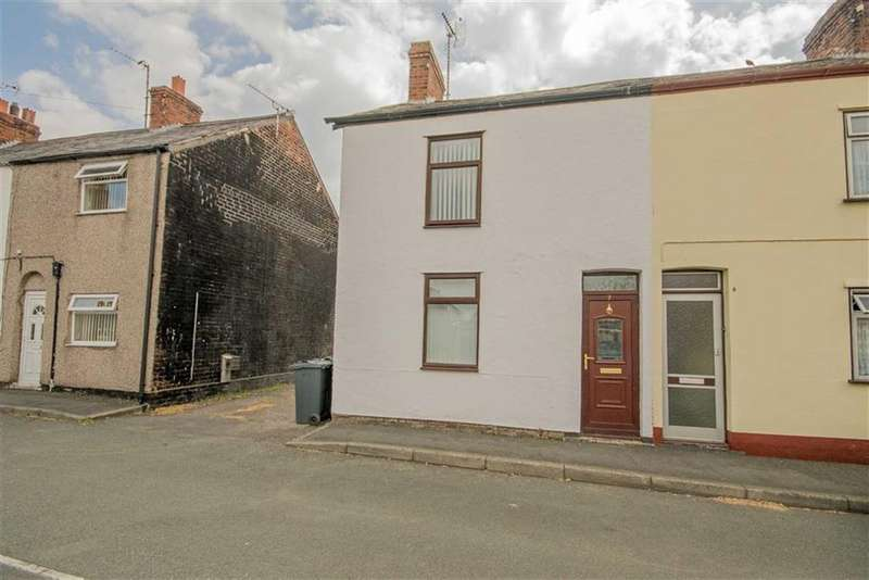 2 Bedrooms Terraced House for sale in Water Street, Mold