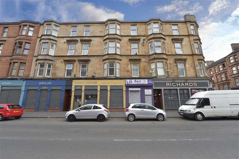 2 Bedrooms Flat for sale in Govan Road, Glasgow