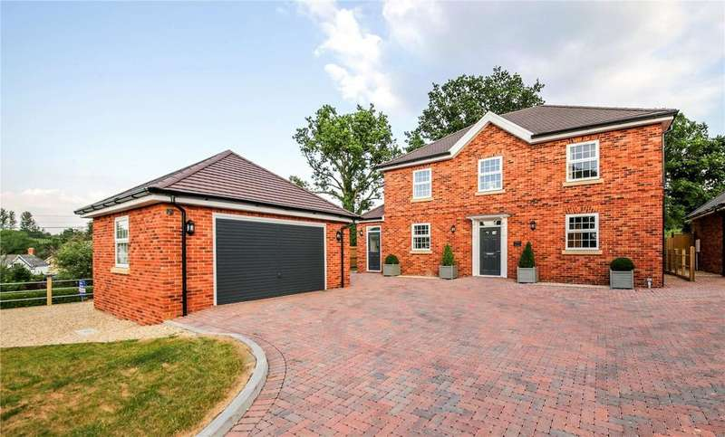 5 Bedrooms Detached House for sale in Terrills Lane, Tenbury Wells, Worcestershire