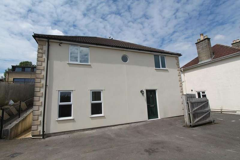 4 Bedrooms Detached House for sale in Moorsfield, Clutton, Bristol