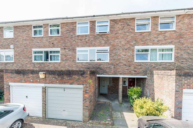 4 Bedrooms Terraced House for sale in Tulse Hill
