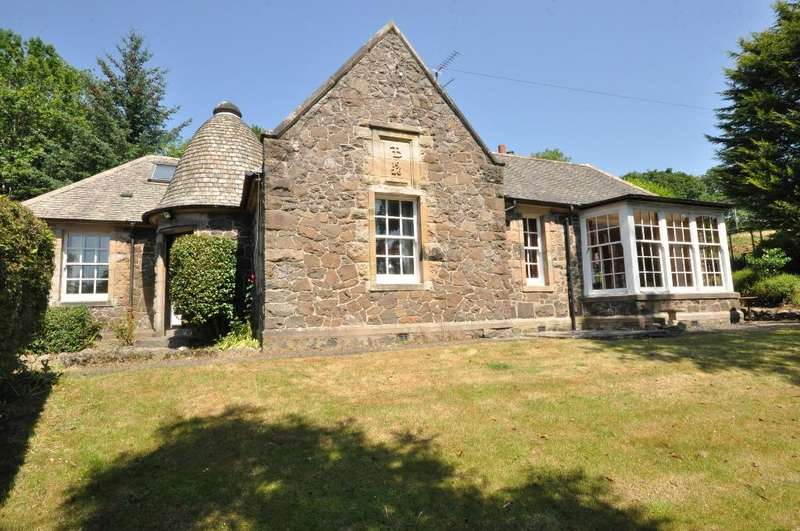 3 Bedrooms Detached House for sale in East Lodge , Bowling , West Dunbartonshire, G60 5AB