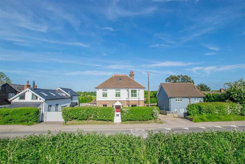 4 Bedrooms Detached House for sale in Green End, Braughing