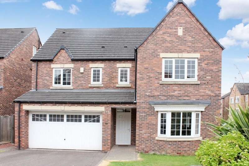 6 Bedrooms Detached House for sale in 11 Academy Drive Tadcaster Road York YO24 1UJ