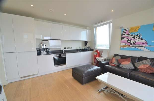 2 Bedrooms Flat for sale in Cara House, 48 Capitol Way, Capitol Way, NW9