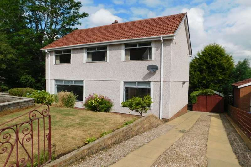 4 Bedrooms Detached House for sale in Hillfoot Drive, Wishaw, ML2