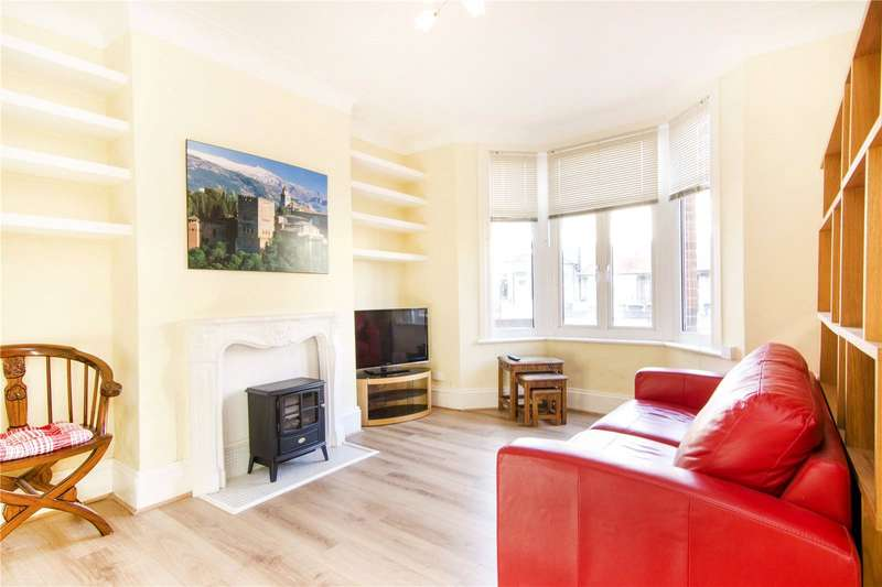 1 Bedroom Flat for sale in Blenheim Road, Stratford, London, E15