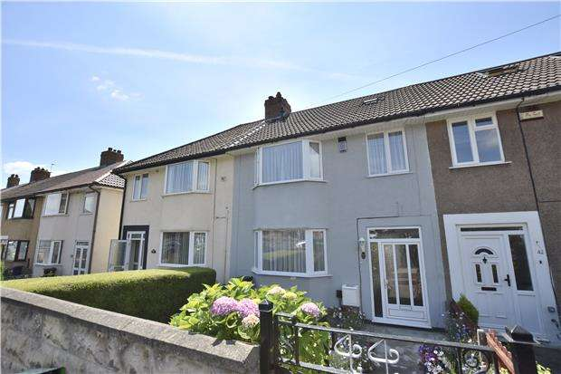 3 Bedrooms Terraced House for sale in St. Aidans Road, St George, BS5 8RT