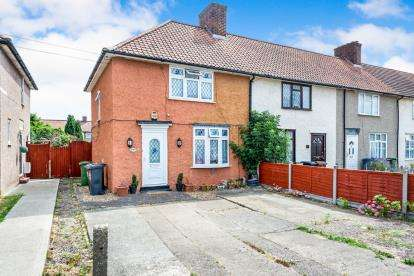 3 Bedrooms End Of Terrace House for sale in Dagenham, Essex, United Kingdom