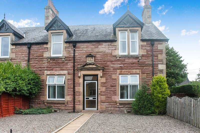 2 Bedrooms Flat for sale in Ballifeary Road, Inverness, IV3 5PJ