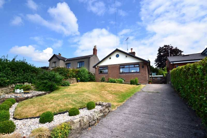 3 Bedrooms Detached Bungalow for sale in Whirley Road, Macclesfield