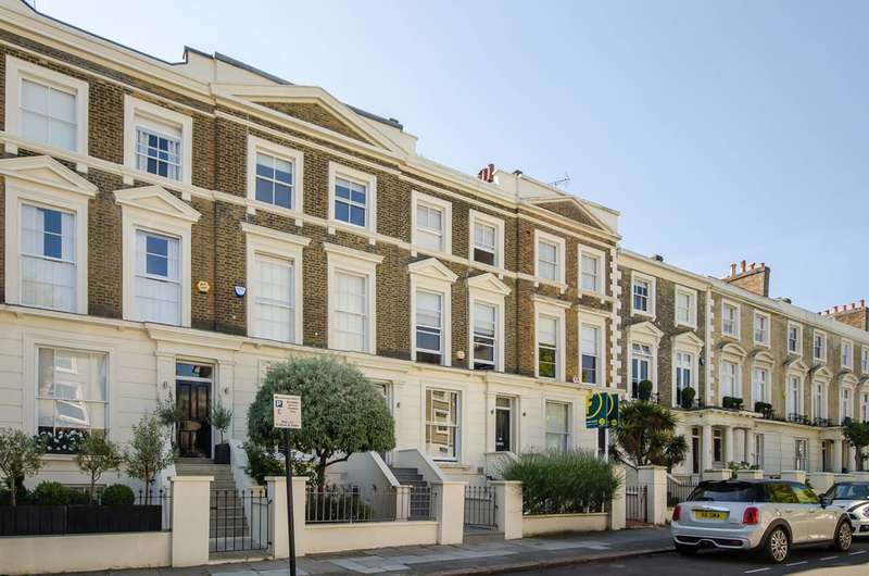 4 Bedrooms Terraced House for sale in Clifton Hill, St John's Wood, NW8