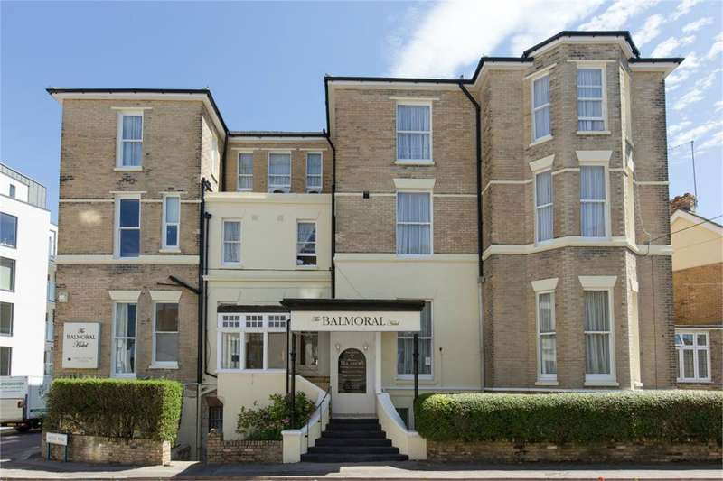 30 Bedrooms Detached House for sale in The Balmoral Hotel, 11-13 Kerley Road, Bournemouth, BH2