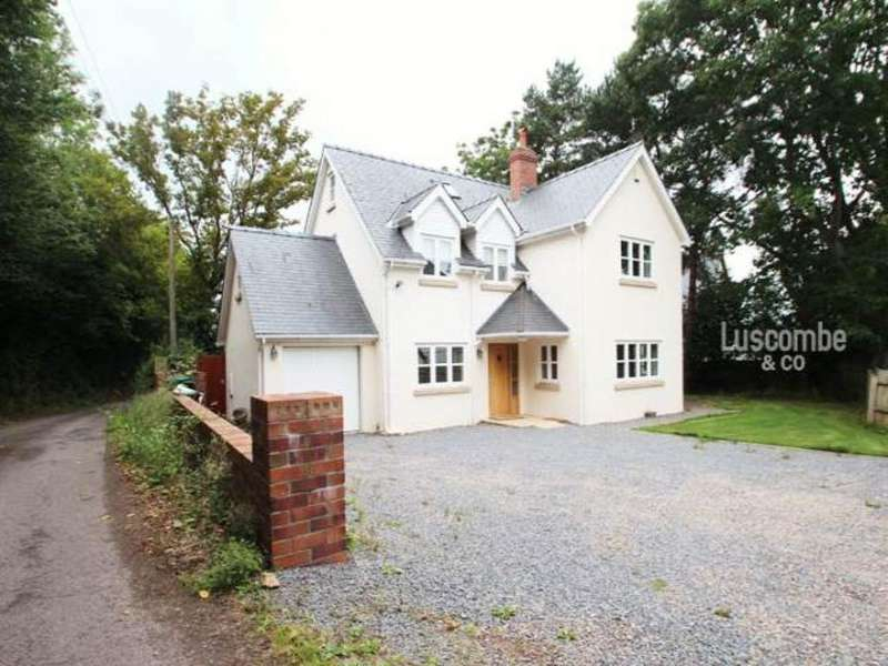 5 Bedrooms House for sale in Llantrisant, Usk,