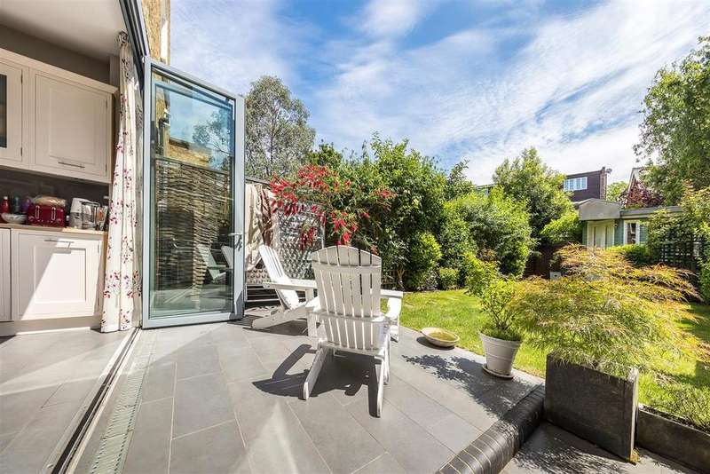6 Bedrooms Semi Detached House for sale in Elms Crescent, SW4
