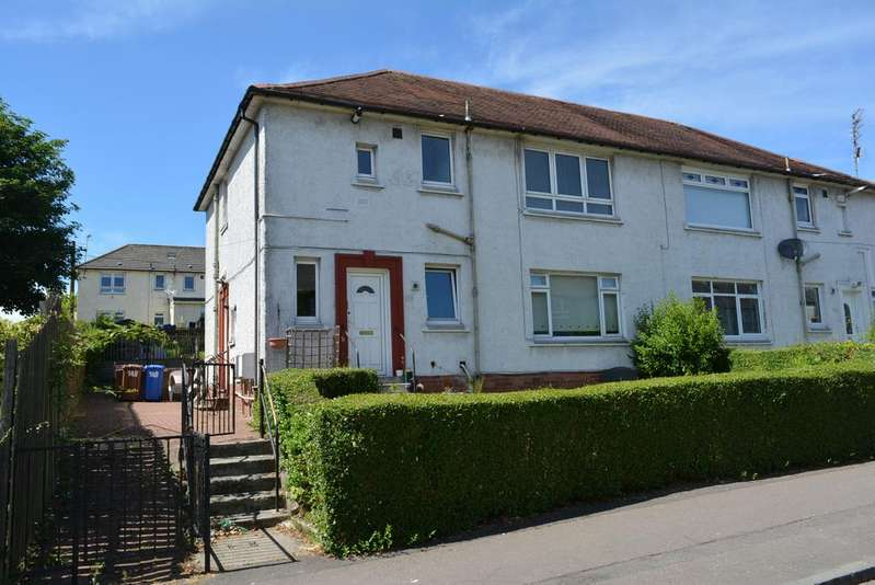 2 Bedrooms Flat for sale in 151 Duntocher Road, CLYDEBANK, G81 3ND