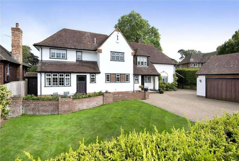 7 Bedrooms Detached House for sale in Burntwood Road, Sevenoaks, Kent, TN13