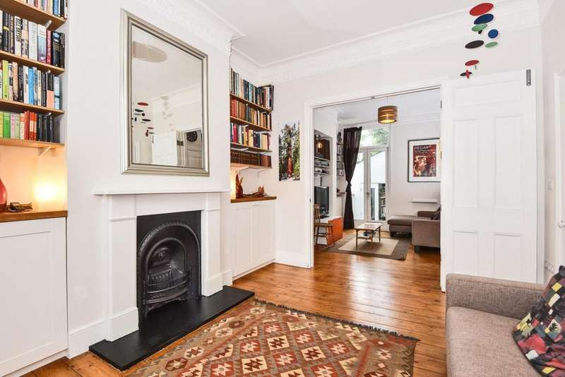 4 Bedrooms Terraced House for sale in Trinder Road, Crouch Hill