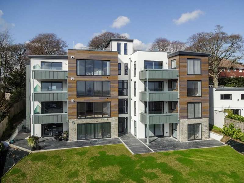 2 Bedrooms Penthouse Flat for sale in Cala Court, Hartley Road, Plymouth