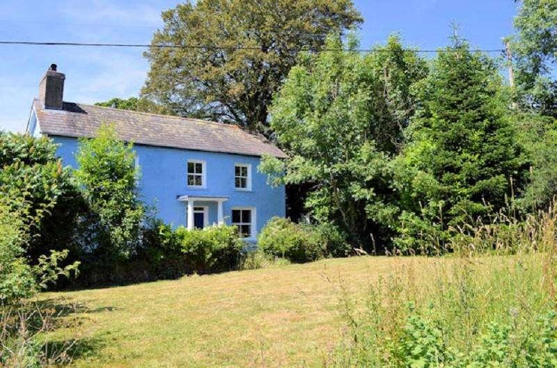 Land Commercial for sale in Pen-ffynnon , Llangeler, Llandysul, Carmarthenshire. SA44 5EY