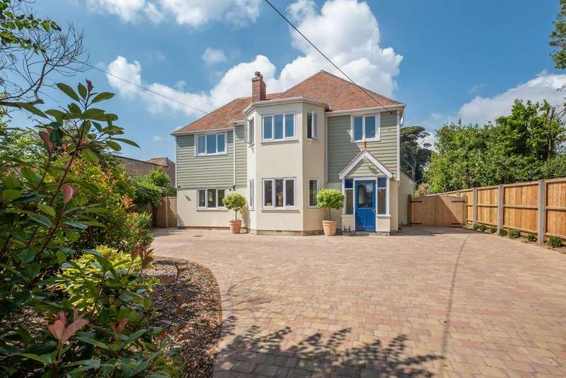6 Bedrooms Detached House for sale in Foreland Road, Bembridge