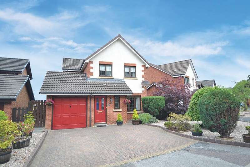 3 Bedrooms Detached Villa House for sale in 11 Stobhill Crescent, Ayr, KA7 3LU