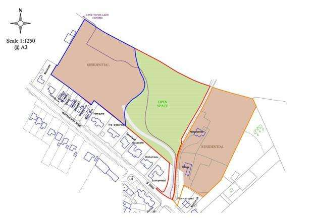 Land Commercial for sale in Whittington Road, Gobowen, Oswestry