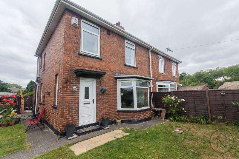 3 Bedrooms Semi Detached House for sale in Lincoln Crescent, Billingham