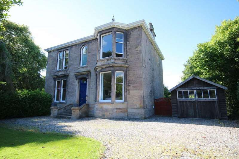 2 Bedrooms Flat for sale in 7 Moncrieff Avenue, Lenzie, Glasgow, G66 4NL