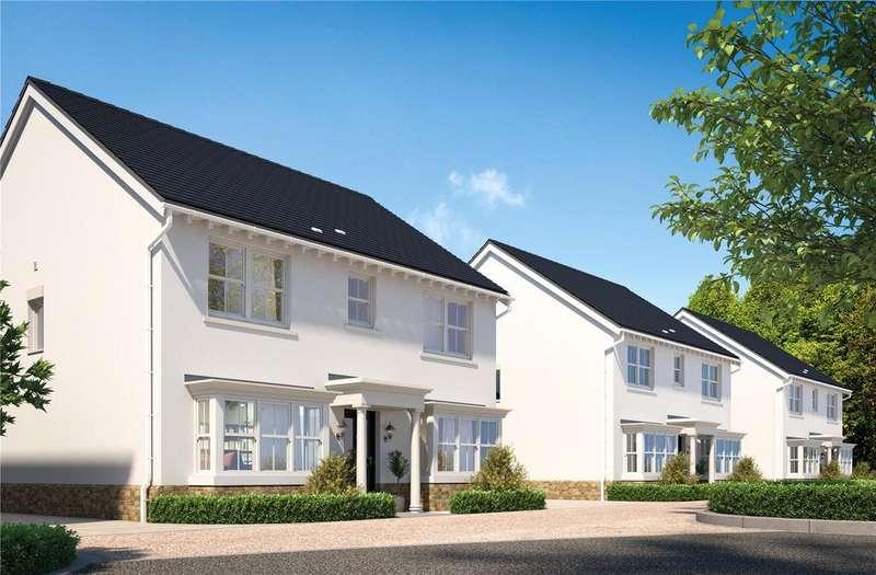 4 Bedrooms Detached House for sale in Aurum Green, Crockford Lane, Chineham, Basingstoke, RG24