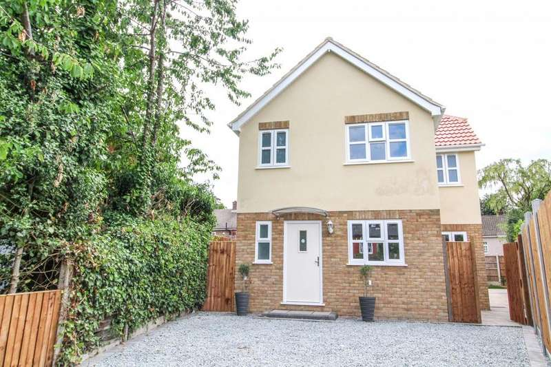 3 Bedrooms Detached House for sale in Leasway, Rose Valley, Brentwood, Essex, CM14