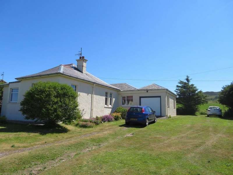 5 Bedrooms Detached Bungalow for sale in Dunshee Machrihanish, by Campbeltown, PA28 6PT