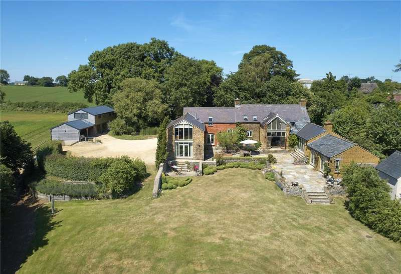 5 Bedrooms Unique Property for sale in Wigginton Heath, Banbury, Oxfordshire, OX15