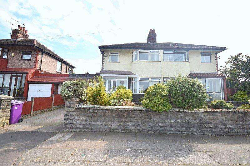 3 Bedrooms Semi Detached House for sale in Woolton Road, Allerton