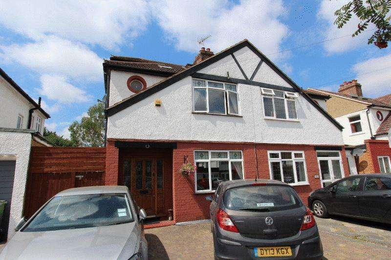 4 Bedrooms Semi Detached House for sale in Milton Avenue, Sutton