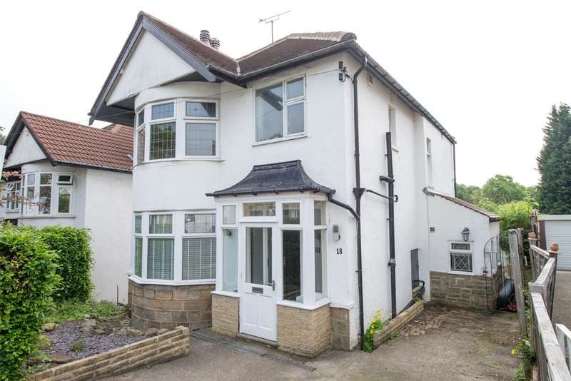 3 Bedrooms Detached House for sale in Gledhow Park Road, Leeds, West Yorkshire, LS7