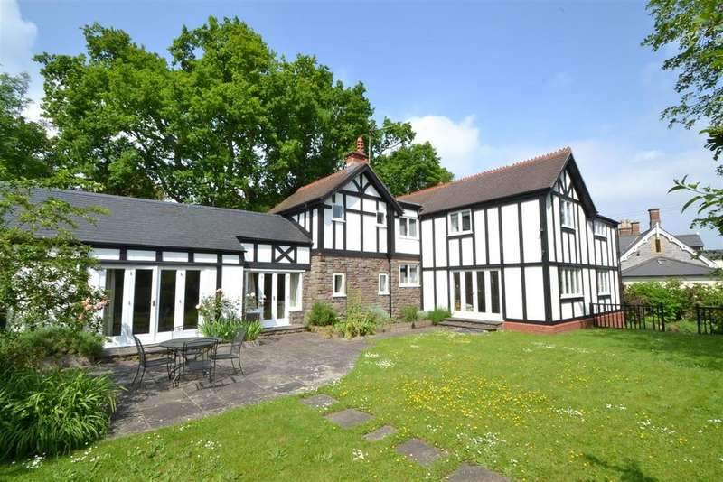 4 Bedrooms House for rent in Vicarage Road, Leigh Woods