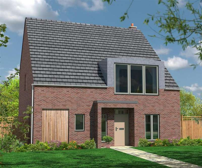 4 Bedrooms Detached House for sale in Par 3, Humberston