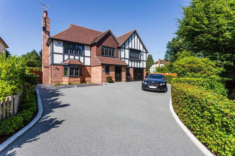 5 Bedrooms Detached House for sale in Longaford Way, Hutton Mount