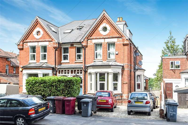 2 Bedrooms Apartment Flat for sale in Tilehurst Road, Reading, Berkshire, RG30